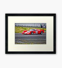 1970 Chevron B16 Can Am Racecar Framed Print