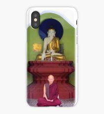 Yangon Prayer iPhone Case/Skin