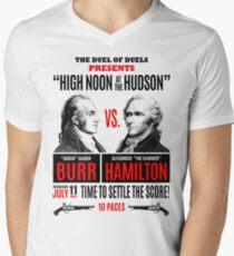 Burr vs Hamilton History T-Shirt