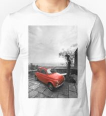 The Red Fiat Unisex T-Shirt