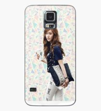 Jessica Jung  Case/Skin for Samsung Galaxy