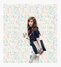 Jessica Jung  Photographic Print