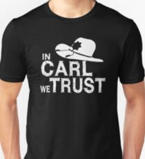 In Carl we Trust - Walking Dead T-Shirt