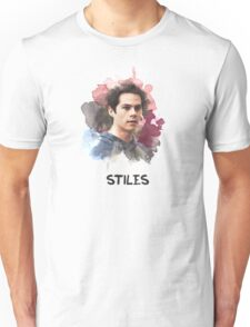 Stiles - Teen Wolf - Canvas Unisex T-Shirt