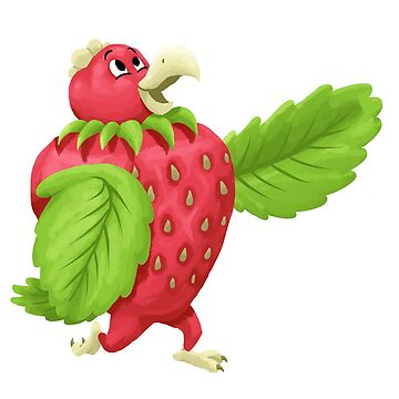 Strawberry Chicken by JordanMDalton