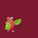 Strawberry Chicken by JordanMDalton