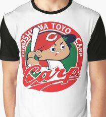 Hiroshima Toyo Carp Graphic T-Shirt