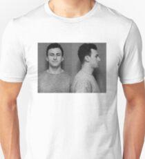 Manziel Mugshot T-Shirt