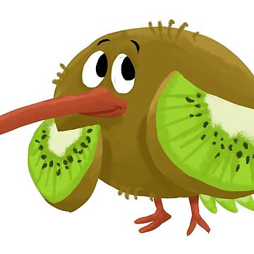 Kiwi Bird by JordanMDalton