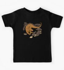 The Book Wyrm Kids T-Shirt