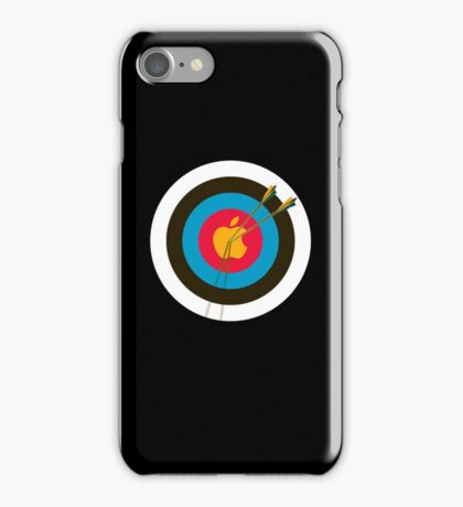 Hit the Apple iPhone Case/Skin
