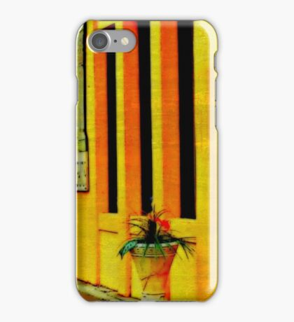 Marietta Square - awnings iPhone Case/Skin