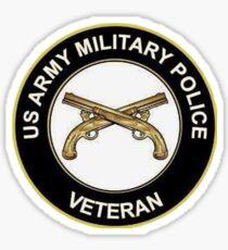 MP Veteran Sticker