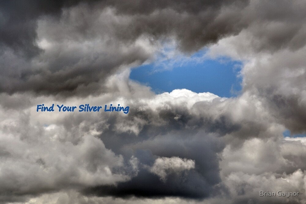 Find Your Silver Lining by Brian Gaynor