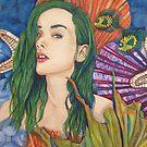 Mermaid Dreams by Kellea Croft