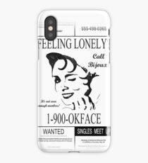 30 Rock (1-900-OKFACE) iPhone Case/Skin