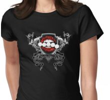 Wild And Untamed Thing Womens Fitted T-Shirt