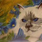 Miss Kitty by Kellea Croft