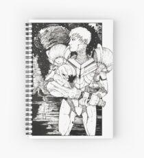 Samus Aran Spiral Notebook