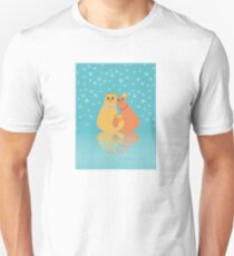 Winter Cats T-Shirt