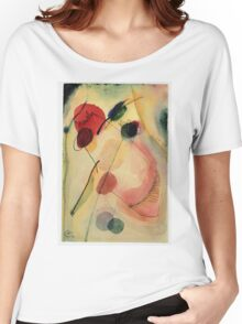 Kandinsky - Untitled   Women's Relaxed Fit T-Shirt