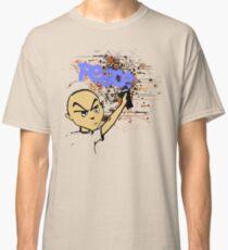 Peace Graffiti - Grunge  Classic T-Shirt