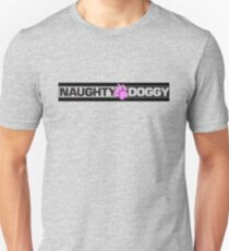 Naughty Dog LOGO T-Shirt