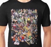 Anime mix - All Animes (Allstar Anime) Unisex T-Shirt