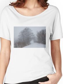 Snowstorm Magic Women's Relaxed Fit T-Shirt