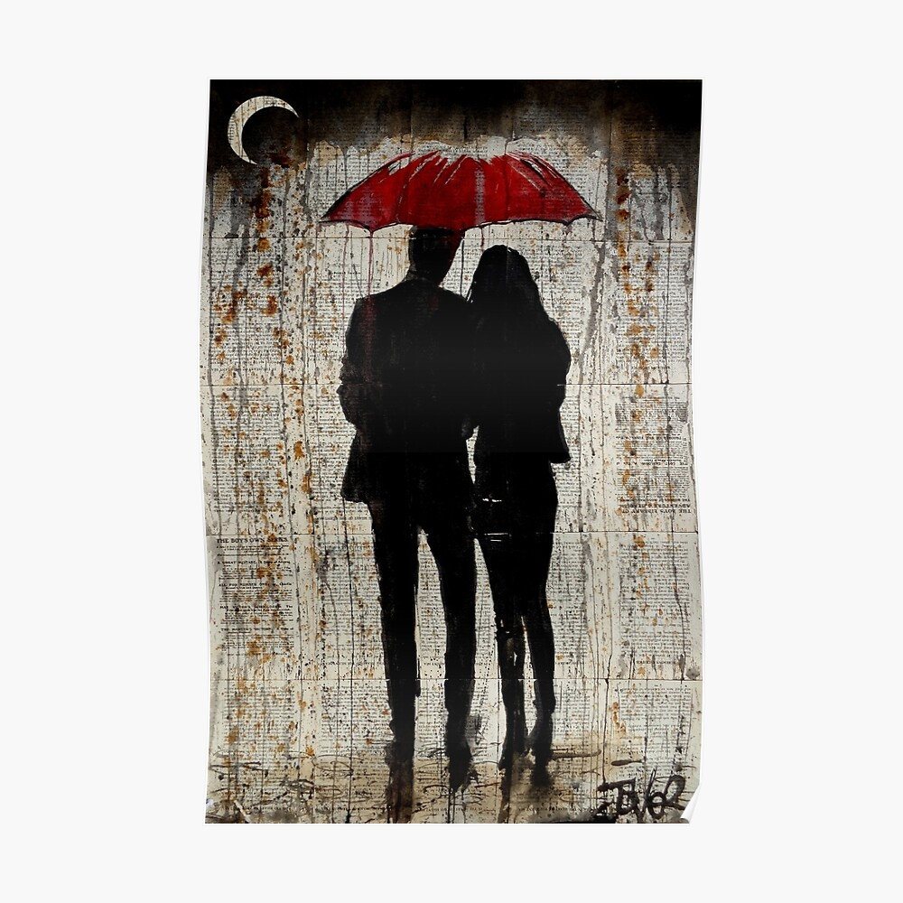 some rainy day Poster