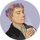 FlowerCrownJohn by ivorylungs