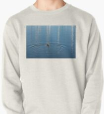 Ripples and Circles – Red-Necked Grebe Pullover