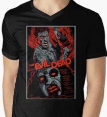 evil dead art #1 Men's V-Neck T-Shirt