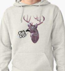 Oh deer Pullover Hoodie