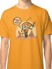 Follow me minion Classic T-Shirt