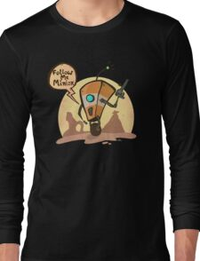 Follow me minion Long Sleeve T-Shirt