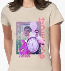 Schmutziger Frank 420 Tailliertes T-Shirt
