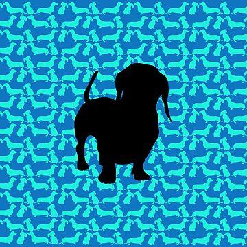 dachshund case by Meu383