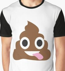 Happy Poo Graphic T-Shirt