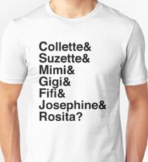 wunderbar birdmobile Unisex T-Shirt