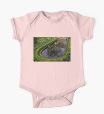 In the Heart of Amsterdam Hidden Tranquility  One Piece - Short Sleeve