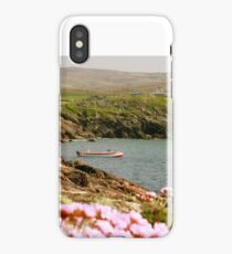 Malinmore Pier, Glencolmcille, Co. Donegal  iPhone Case/Skin
