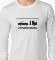 ADVENTURE WITH DEMENTIA Long Sleeve T-Shirt