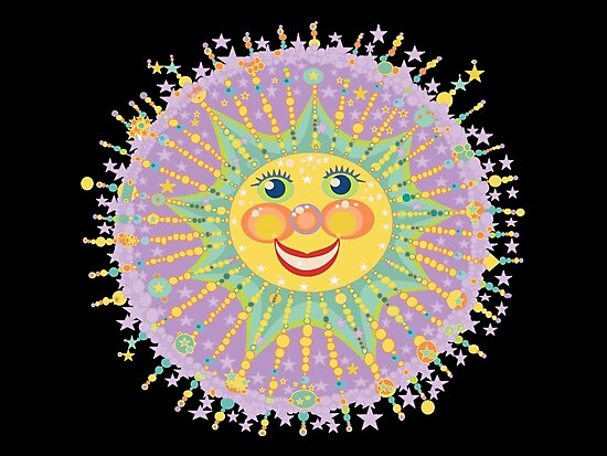Put On A Sunshine Face by Jean Gregory  Evans