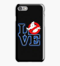 Love Park Ghostbusters iPhone Case/Skin