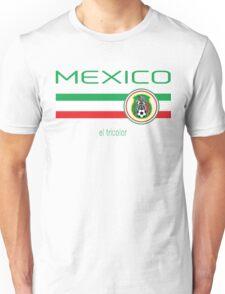 Copa America 2016 - Mexico (Away White) Unisex T-Shirt