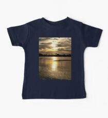 Shining waters Baby Tee