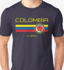 Copa America 2016 - Colombia (Away Dark Blue) T-Shirt