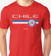 Copa America 2016 - Chile (Home Red) Unisex T-Shirt