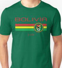Copa America 2016 - Bolivia (Home Green) T-Shirt